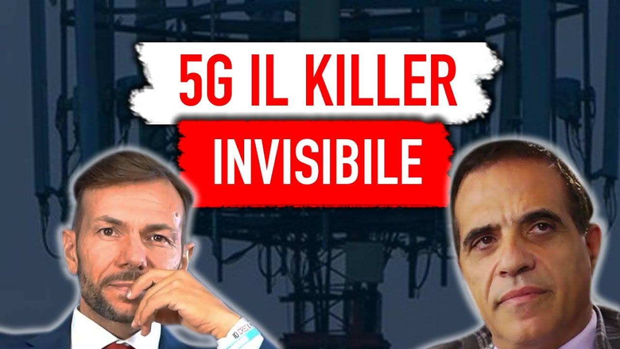 5G: L'ultima intervista al Prof. Limardo dopo le minacce ricevute non ne farò altre