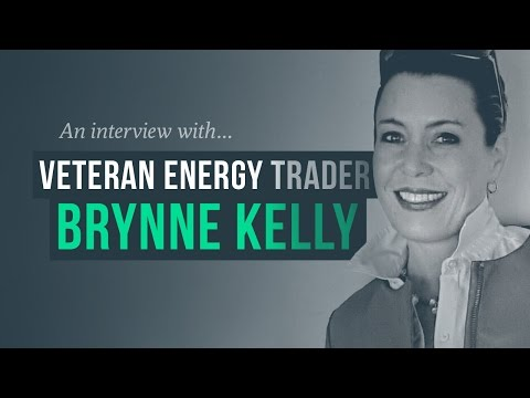 What happens on a merchant trading desk—energy veteran, Brynne Kelly