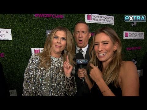 Tom Hanks' 'TMI' Response to His Valentine's Day with Wife Rita Wilson