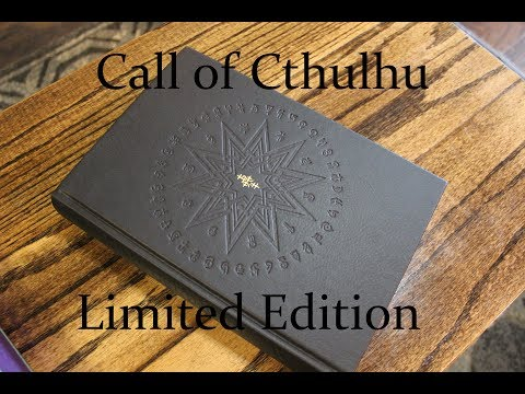 The Call of Cthulhu by H. P. Lovecraft (2017 Limited Edition - The Folio Society)