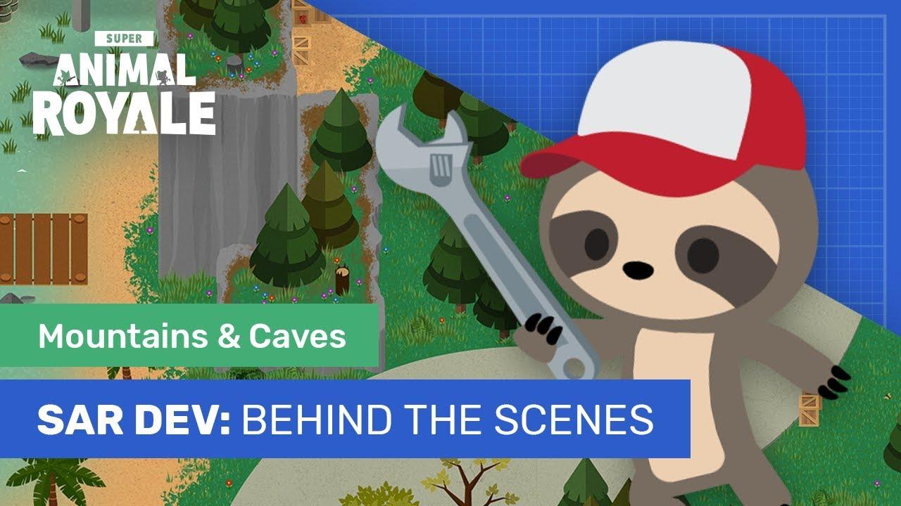 Super Animal Royale Game Dev: Map Making on