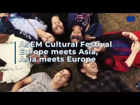 ASEM Cultural Festival (#ASEMfest)- 2018