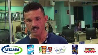 Presidente da associação dos catadores de Resíduos sólidos foi a câmara com ordem de despejo em mãos