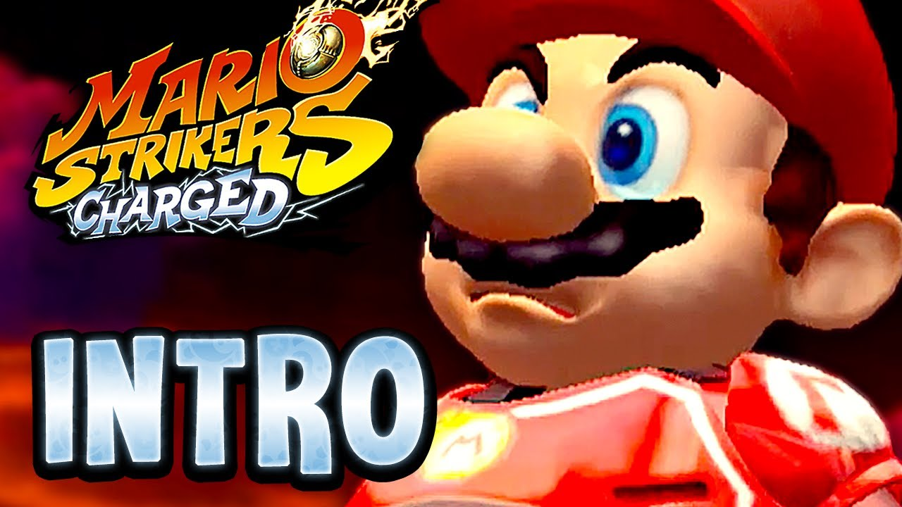 Intro - Mario Strikers Charged