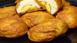 #EGGBONDA |ఎగ్ బోండా | Egg Pakoda | The Best Crispy Egg Bonda | Best Evening Egg Snack |