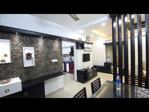 Hanieffa and Benazir's home | Interior Designing | Goyal Orchid Wood | Bangalore