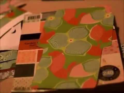 DIY: Cute CD/DVD Paper Sleeves!!