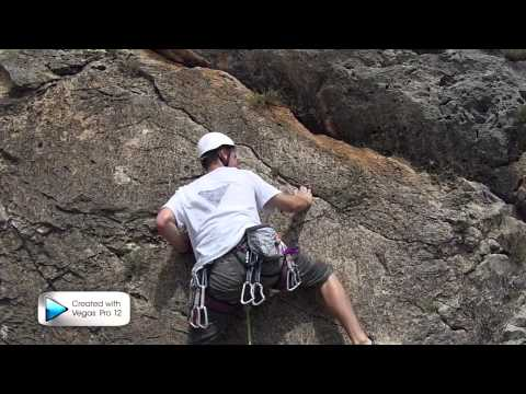climbing in agulles d'engolasters
