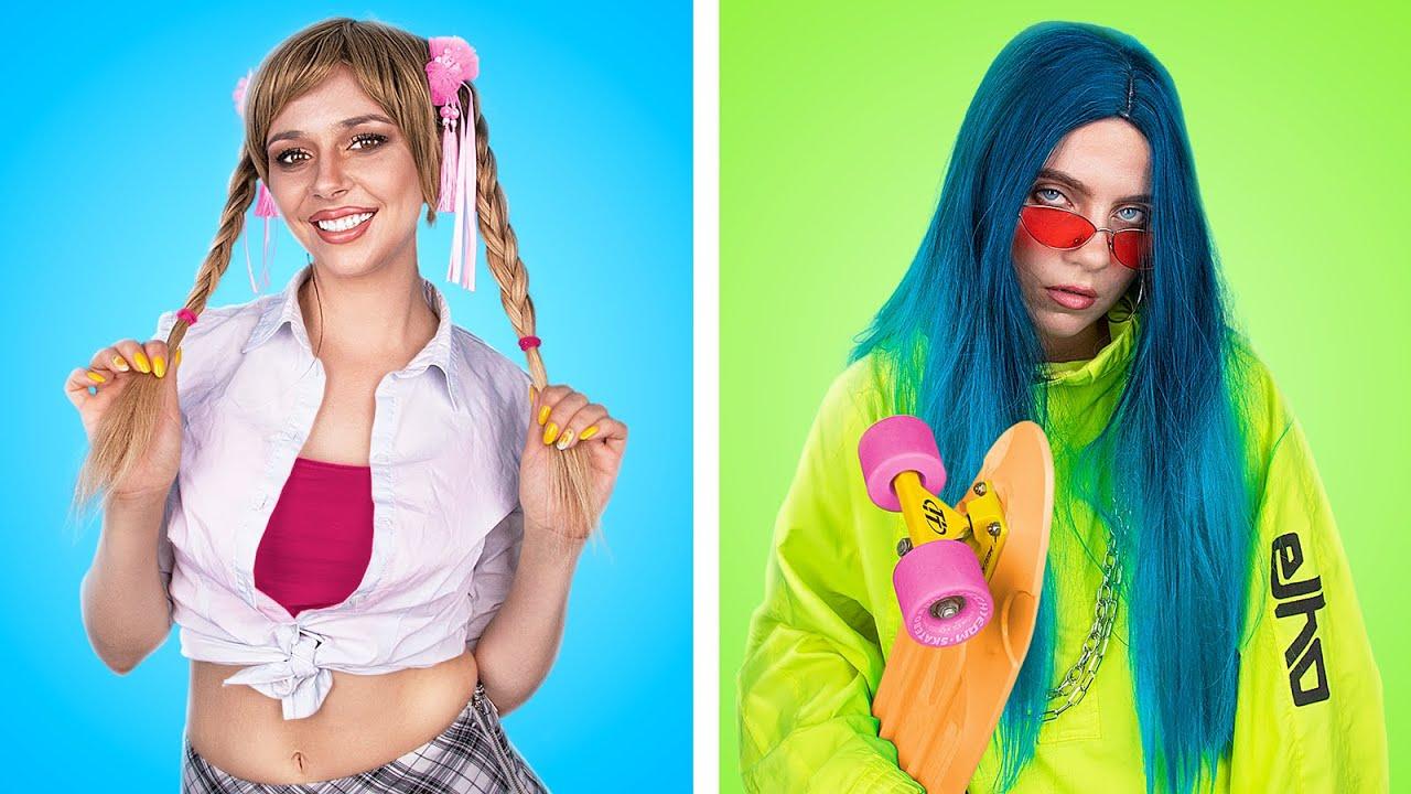 Teenagers 90s vs Now!