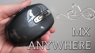 Logitech Anywhere MX Mouse