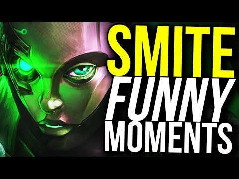OMAE WA MOU SHINDEIRU! (Smite Funny Moments)