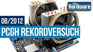 PCGH Rekordversuch mit 32 Threads   PCGH DVD-Video 08-2012