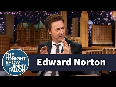 Edward Norton Has a Small Issue with His SNL Stefon Cameo