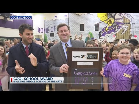 Cool School: Rollings Middle School of the Arts