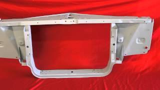 1965 GTO Core Support