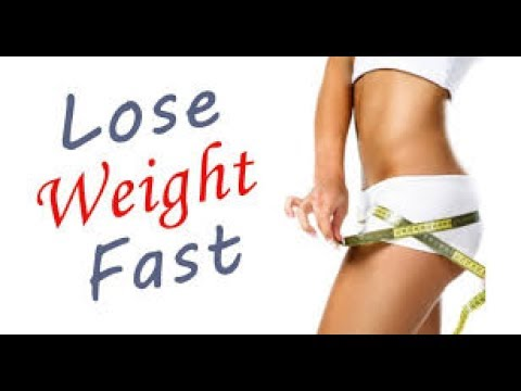How to lose weight fast- 3 Week Diet program