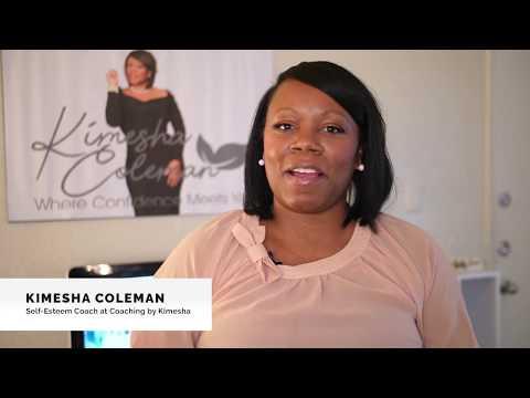 Coaching By Kimesha – Motivational Speaker and Self Esteem Coach