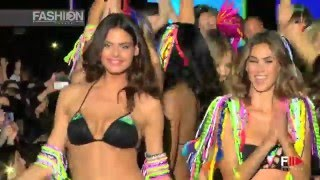 CALZEDONIA Summer show 2016 feat  Melissa Satta by Fashion Channel