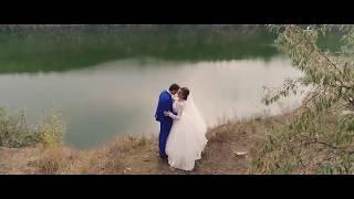 Аэросъёмка свадьбы Стаса и Анжелы