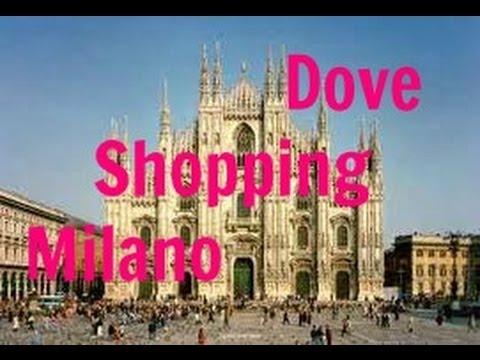 Dove Shopping Milano