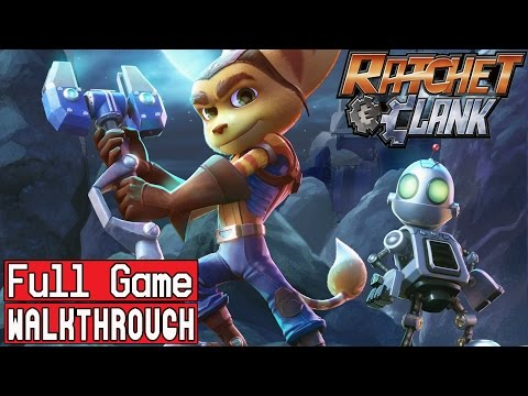 Ratchet and Clank PS4 Gameplay Walkthrough Part 1 FULL GAME - No Commentary Ratchet and Clank 2016