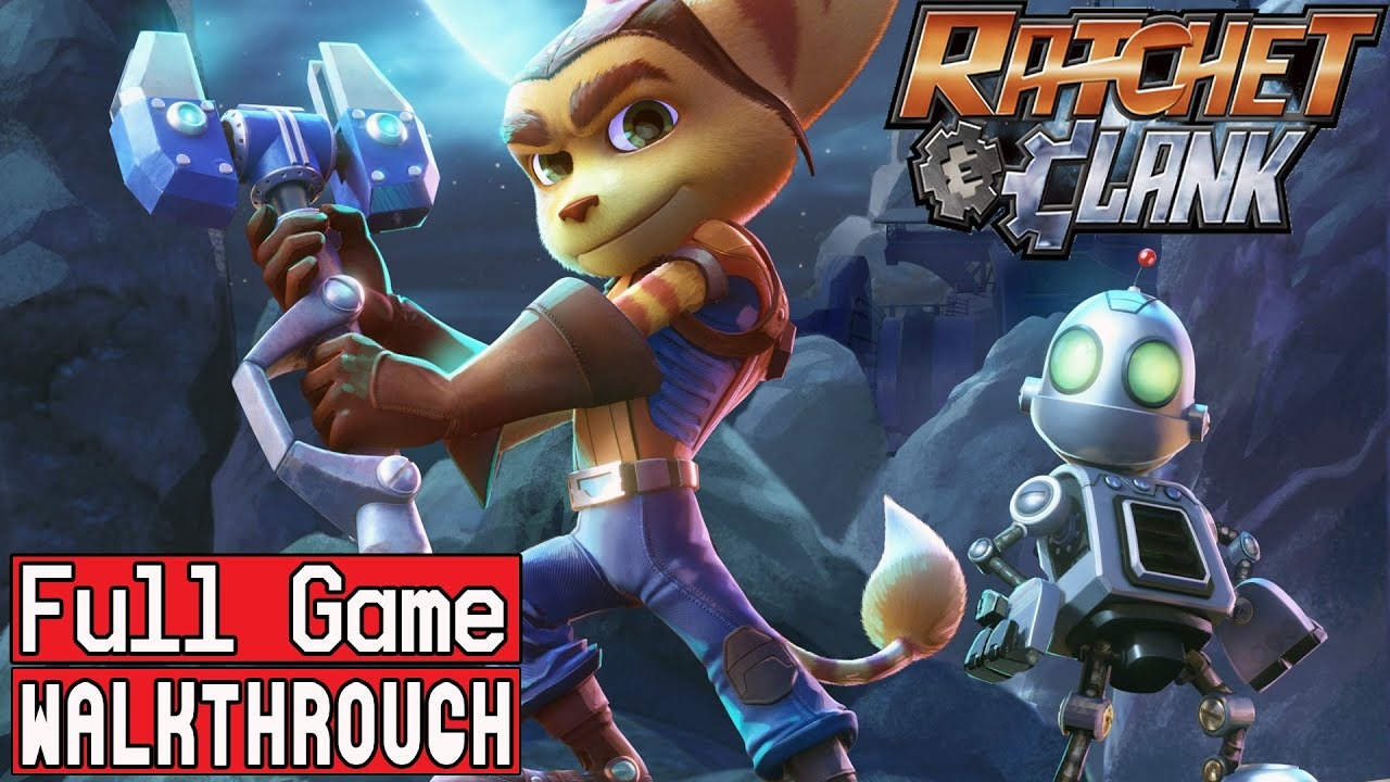 Let's Play Ratchet and Clank - Planet Umbris - video ...