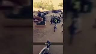 بالفيديو.. لحظة هستيرية لدخول جماهير الهلال الملعب - صحيفة صدى الالكترونية