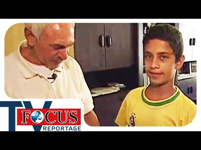 Wenn ehrenamtliche Helfer Leben retten: Die Arbeit für das Glück der Anderen | Focus TV Reportage