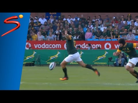 South Africa vs Australia - Rugby Championship Round 5 Wrap