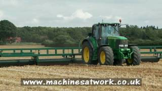 Tractors & Farm Machines at Work -  Preview
