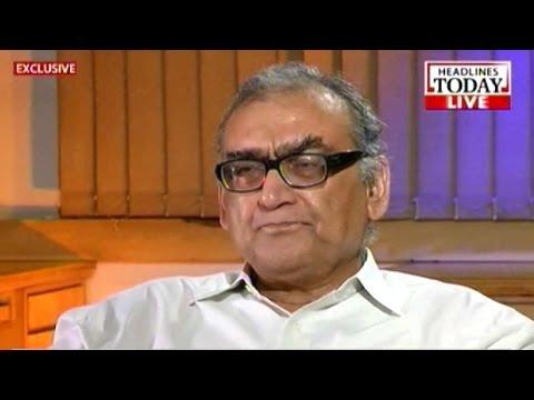 Justice Katju's reveal all shocks nation. In conversation with Karan Thapar