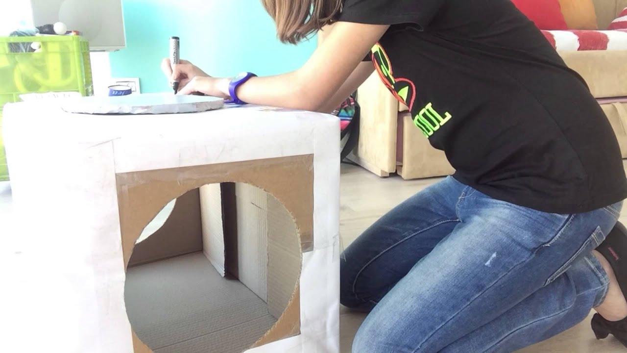 deguisement machine a laver youtube. Black Bedroom Furniture Sets. Home Design Ideas