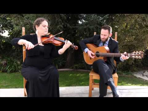 Stand By Me - Jason Sulkin Music - Guitar/Violin Duo