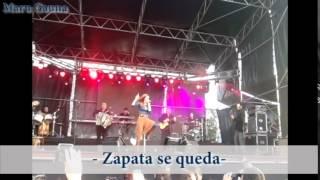 Zapata se queda - Soledad Pastorutti