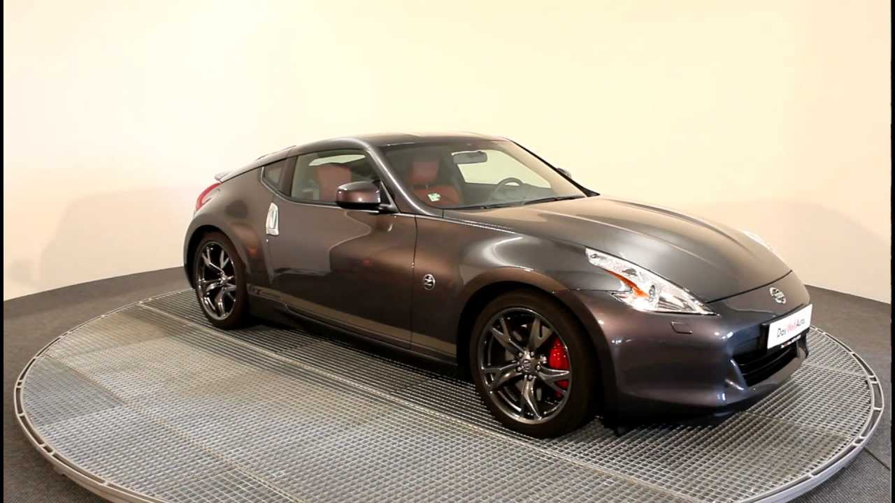 Nissan 370Z 40th Anniversary Edition - YouTube