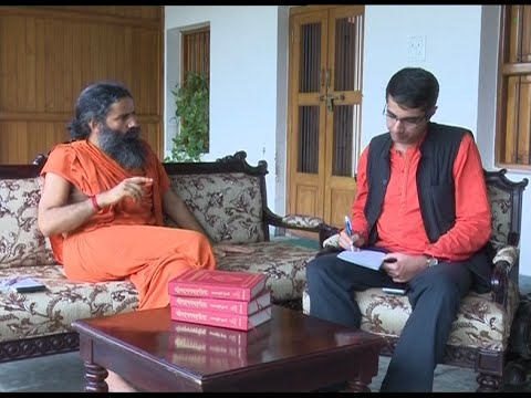 Interview with Times of India: Swami Ramdev | 11 Sept 2016 (Part 2)