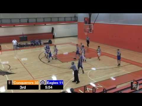 SCS JV Boys vs Westlake Christian Academy