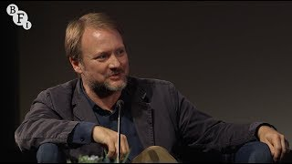 RIAN JOHNSON Screentalk with Mark Kermode | BFI London Film Festival 2019