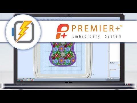 PREMIER+™ Emb  Extra: Appliqué Tulip - 1  ExpressDesign Wizard