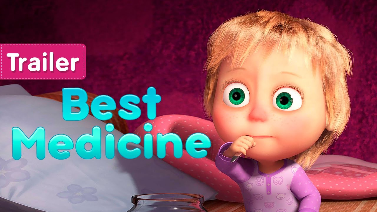 Masha and the Bear 🤹‍♀️ Best Medicine 🎪 (Trailer) New episode on May 14! 🎬
