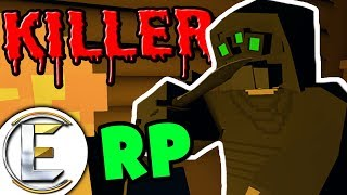 KILLER IN THE FOREST | Boy Scouts find an empty Spooky Cabin in the Woods (Unturned RP)