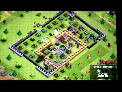 Clash of Clans: Farming attack strategy/resource heaven!