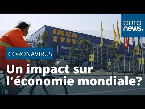 Le coronavirus donne des sueurs froides à l'économie mondiale
