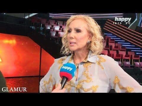 Lepa Brena - Intervju - Glamur - (Happy TV, 11.02.2018.)