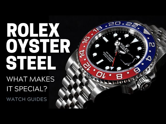 Rolex Oystersteel: What Makes It Special? | SwissWatchExpo [Rolex Watches]