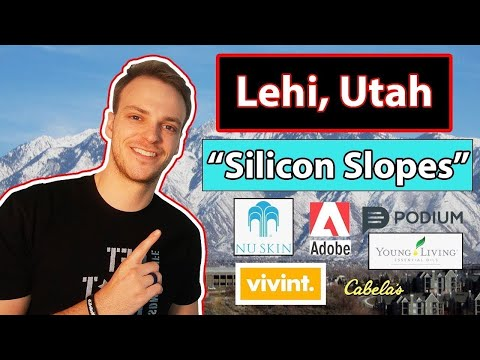 Lehi, Utah   Silicon Slopes   What Is It Like To Live In Lehi?
