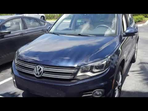 Used 2016 Volkswagen Tiguan Atlanta, GA #STK599457 - SOLD