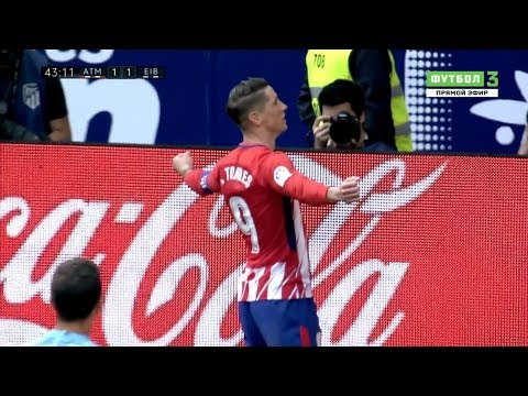 Fernando Torres Last Game for Atletico Madrid vs Eibar (20/05/2018) HD 720p By OG2PROD