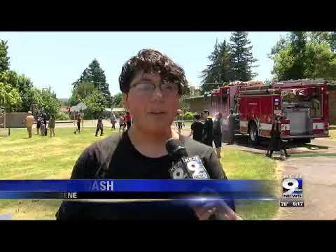 First annual Dirty Dash held at Prairie Mountain School