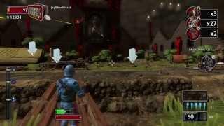 Toy Soldiers: War Chest - Cobra Commander Gameplay